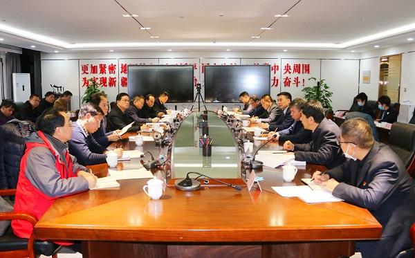 新疆bwin体育集团与重庆bwin体育集团座谈交流