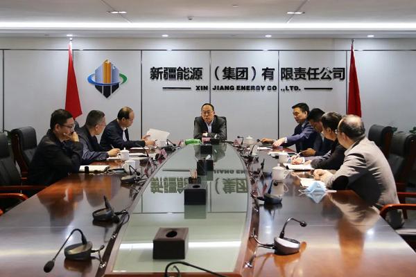 新疆bwin体育集团召开新一批援疆干部见面会